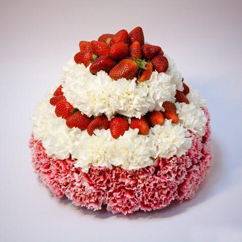 Торт с цветами картинки