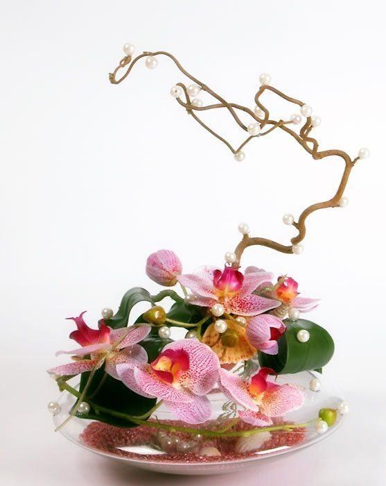 Флористика из цветов искусственных своими руками